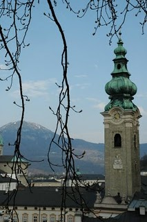 Salzburg... my feet are sore but my heart is soaring