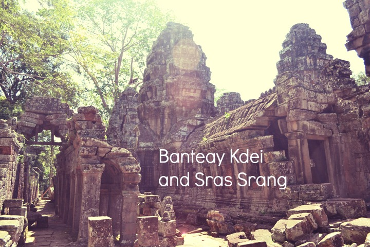 banteay kdei and sras srang