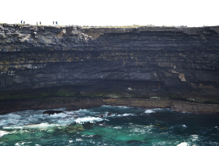Cliffs of Inis Mor, Aran Islands, Ireland