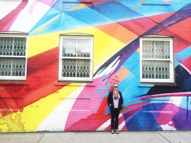 London Artwalk in Shoreditch